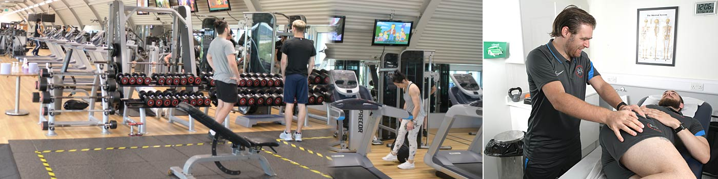sports therapy specialists providing expert treatment and sports specific rehabilitation
