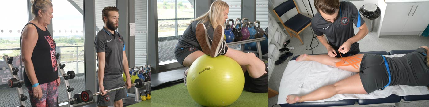 physiotherapy pricing structure